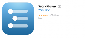 Workflowy: To-do List App
